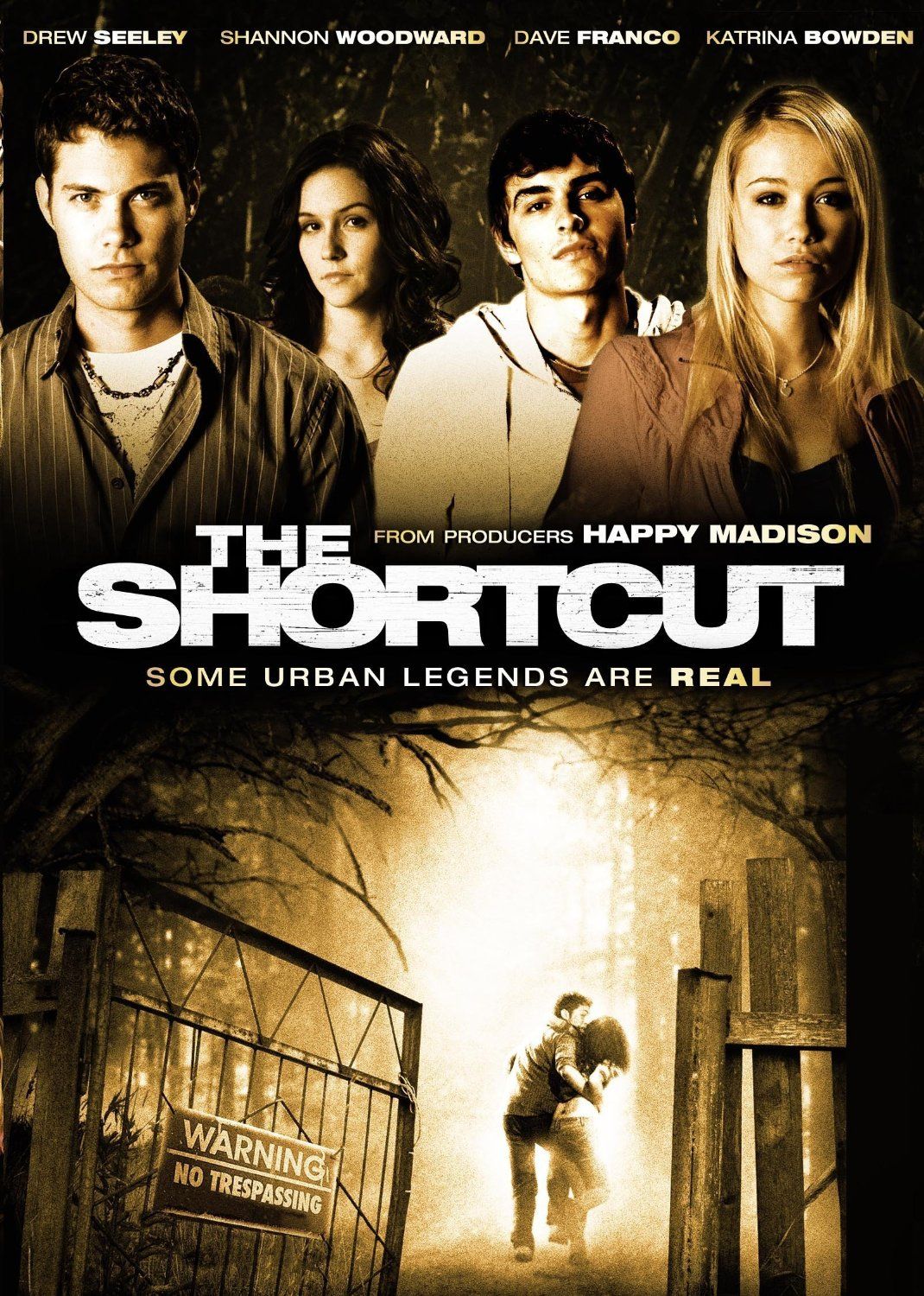 THE SHORTCUT_Poster